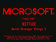 Microsoft、「Windows 1.11」(アプリ)リリース Netflixとのコラボで