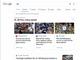 Google、デスクトップ版検索の「ニュース」タブデザイン変更で記事をカード状表示に