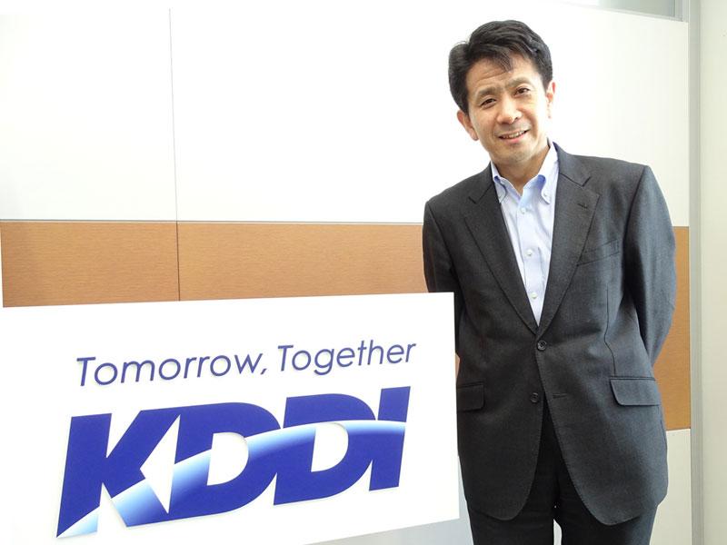 LPWAで足まわりを強化 KDDIの法人向けIoTクラウドサービス戦略