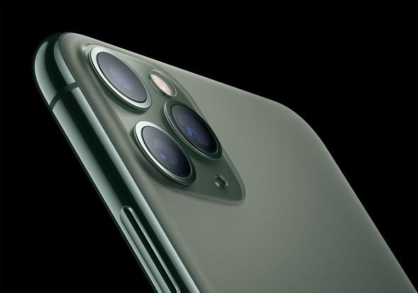 【スマホ】Apple、3眼カメラ搭載「iPhone 11 Pro」「11 Pro Max」発表