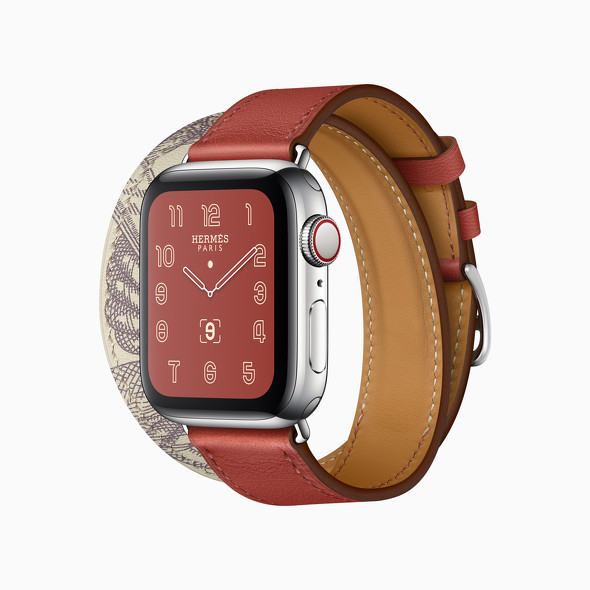 Series 5の「Apple Watch Hermes」