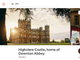 ドラマ「ダウントン・アビー」のお城に1泊プラン、Airbnbで1組限定で