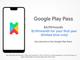 Google Playストア、ゲームとアプリのサブスク「Play Pass」を月額4.99ドルで開始