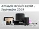 Amazon、無線イヤフォン「Echo Buds」や新型「Echo Dot」など15の新ハードウェア発表