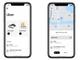 Uberアプリ、「Uber Eats」や乗り換え案内も統合するオールインワンアプリへ