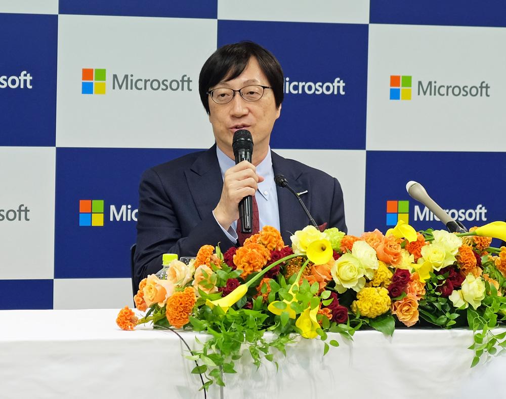 日本マイクロソフト・吉田新社長が決意表明 「DXで日本を変える」「国内ナンバーワンのクラウドベンダー ...