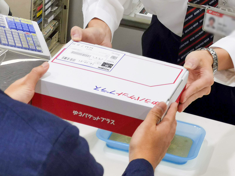 メルカリ、郵便局からの配送サービスに新サイズ アパレルや食器などの ...