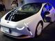 トヨタの新コンセプトカーは対話AI搭載 新時代の「愛車」目指す