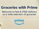 Amazon.com、月額15ドルの「Amazon Fresh」を無料のプライム特典に変更