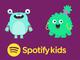 Spotify、子ども向け単体アプリ「Spotify Kids」 ファミリープランで