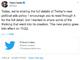 Twitter、政治広告禁止ポリシーを公開 11月22日から実施