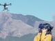雄大な阿蘇山をドローンが撮影、リアルタイムでVR化 5G活用、KDDIなど実験