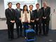 """AI搭載の""""走るスーツケース""""誕生へ 視覚障害者の移動をサポート IBMら5社が共同開発"""