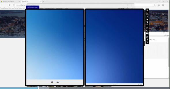 【IT】Microsoft、2画面端末OS「Windows 10X」のSDKとエミュレーター公開