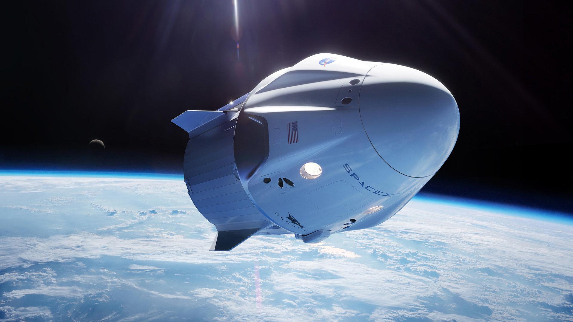 Spacexの Crew Dragon での民間人宇宙旅行 早ければ2021年にも実現