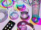 """色鮮やかな""""影""""を作るUFO型ライト「RGB_Light」"""