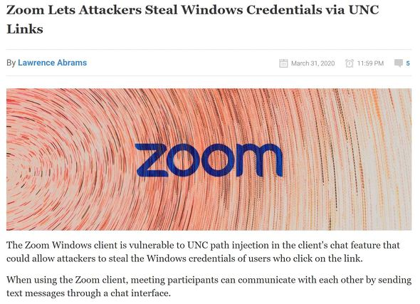 windows zoom