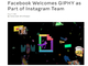 Facebook、GIFアニメの「GIPHY」を買収 Instagramに統合の計画