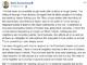 FacebookのザッカーバーグCEO、トランプ氏の問題投稿を非表示にしない理由を説明