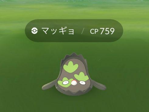 チャレンジャー ポケモン go
