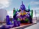 高さ15mのエヴァ初号機に乗れるアトラクション、京都・東映太秦映画村に誕生 「初号機起動!」を体験
