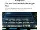 「Apple News」からNew York Timesが撤退「読者との関係構築に不向き」