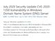 Microsoft、危険度最高の脆弱性を修正する「Windows Server」向けセキュリティ更新プログラム公開