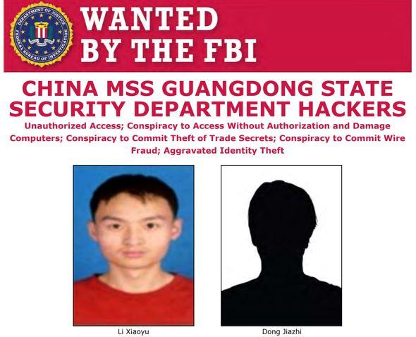 米司法省、中国人2人を新型コロナ関連情報窃盗目的のサイバー攻撃で ...