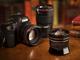 カメラレンズ形の江戸切子グラス、マクアケで販売 キヤノンがデザイン監修