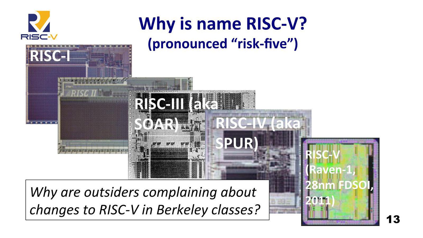 RISC-Vの誕生 既存の命令セットアーキテクチャでは満足できなかった ...