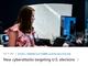 米大統領選にロシア、中国、イランから多数の攻撃ありとMicrosoftが警告