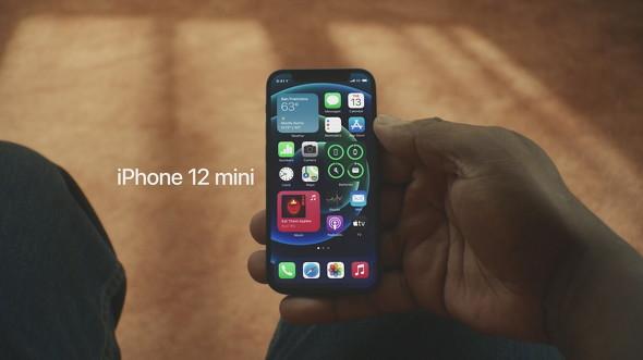 ミニ iphone