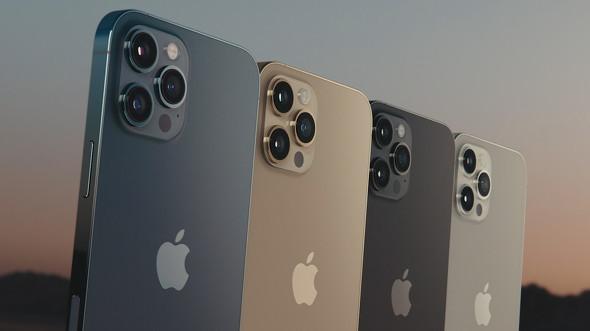 5G対応の最上位モデル「iPhone 12 Pro」「iPhone 12 Pro Max」発表 デザイン刷新、カメラ機能を強化 - ITmedia NEWS