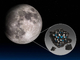 NASA、日の当たる月面クレーターでH2O(水分子)を確認