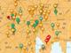 ドコモ、5Gエリアマップを公開 ミリ波対応スポットも表示