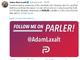 ツイート規制のTwitterからのエクソダスを受け入れるParlerのユーザー急増