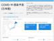 Google、都道府県別コロナ予測「COVID-19感染予測(日本版)」提供開始