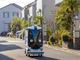 自動走行ロボ使用、住宅街で荷物を配送 パナソニックが藤沢市で実証実験