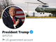 Twitter、米大統領公式アカウント移行でフォロワーをリセットすると予告 バイデンチームは抗議