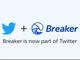 Twitter、ソーシャルPodcastのBreaker買収 アプリは数日後にシャットダウンの予定