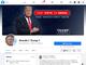 トランプ大統領のFacebookページとInstagramアカウントも停止に