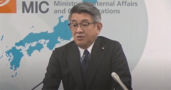 【携帯料金】武田大臣、KDDIの新料金プランは「非常に紛らわしい」 「条件をハッキリせず『一番安い』とするのは残念」【※】