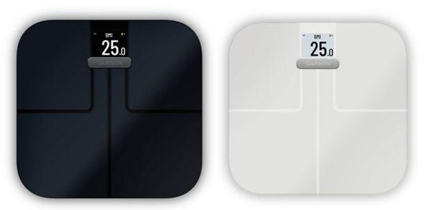 """ガーミンが""""スマート体重計""""発売 アプリでデータ管理、スマートウォッチとも連携"""