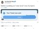 Twitter、ツイート取り消しボタンをテスト中か