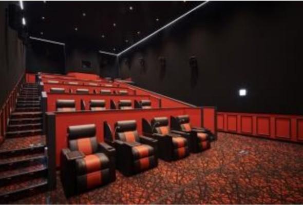 映画館の全席間にパーティション 5月開業「イオンシネマ川口」の飛沫 ...