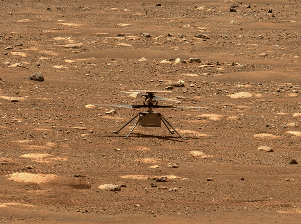 Nasa 火星 探査 機