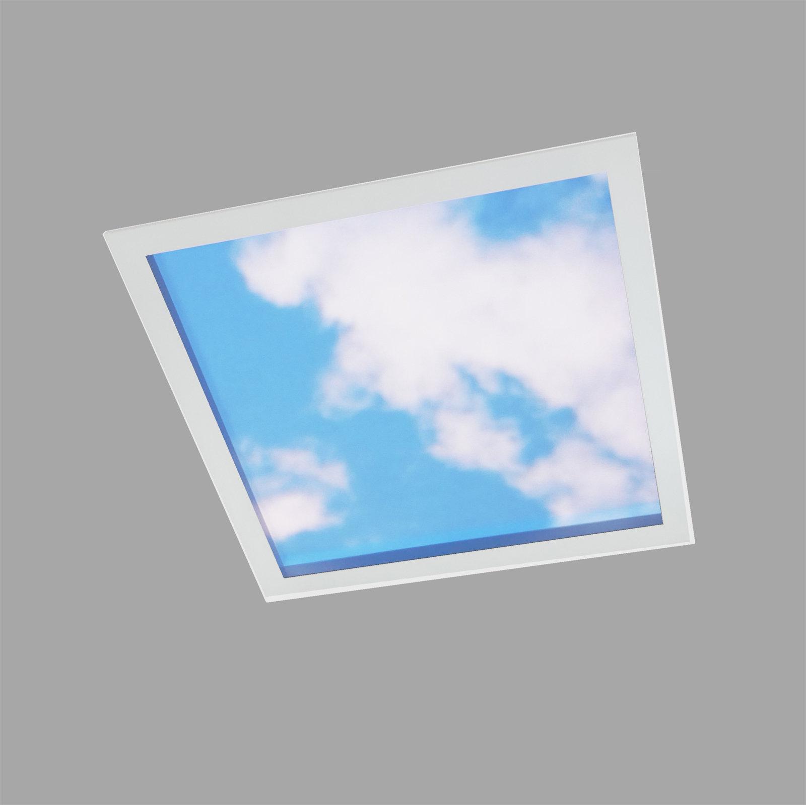"""閉鎖空間に""""天窓""""再現 青空に雲が流れ……パナソニック「天窓Vision」発売"""