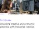 Googleの親会社Alphabet、ロボット用ソフト企業Intrinsic立ち上げ
