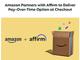 Amazon、カード不要の後払いサービスを米国で開始