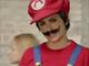 日々是遊戯:ペネロペ・クルスがCMでマリオに変身! → 男前すぎると話題に
